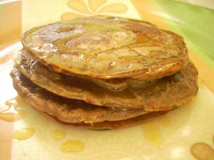 Pancake Cereal