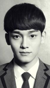 3. EXO M - Chen